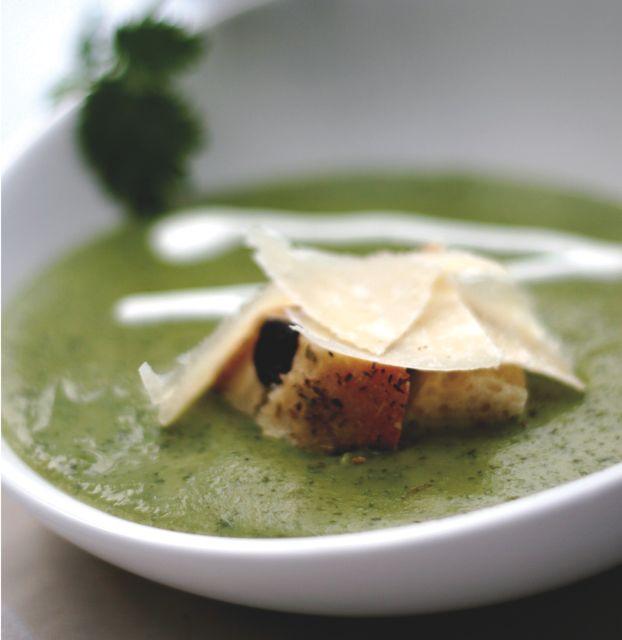2. Broccoli + Parm